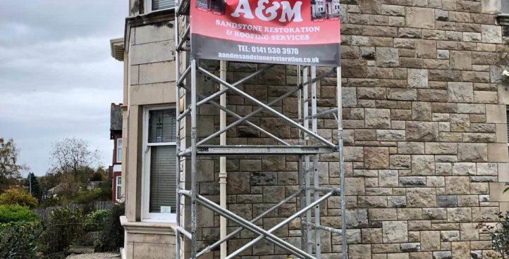 Stone Masonry Repairs Glasgow